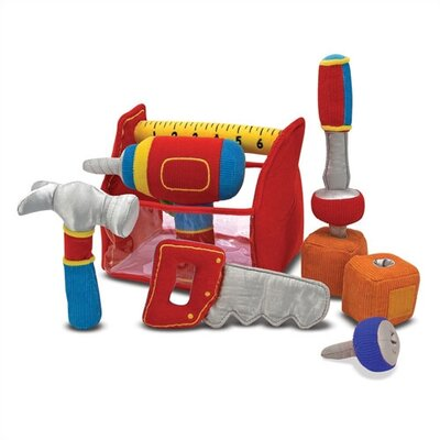 Melissa and Doug Toolbox Fill and Spill