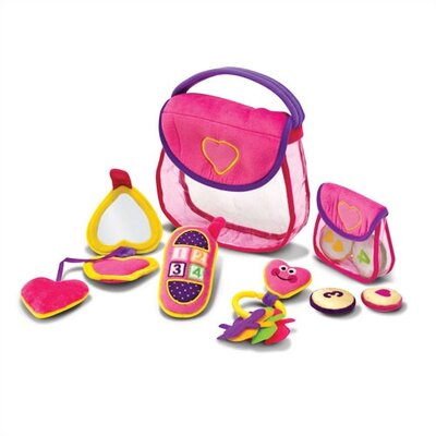 Melissa and Doug Purse Fill and Spill