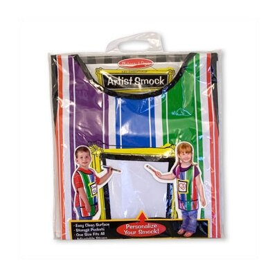 Melissa and Doug Artist's Smock