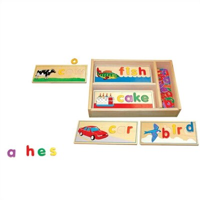 Melissa and Doug See & Spell