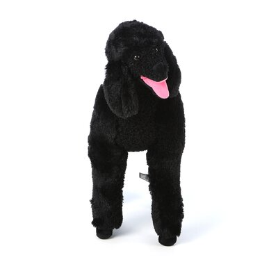 Melissa and Doug Standard Poodle Plush Stuffed Animal