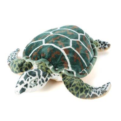 Melissa and Doug Giant Sea Turtle Plush Stuffed Animal
