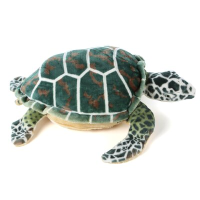 Melissa and Doug Giant Sea Turtle Plush Stuffed Animal