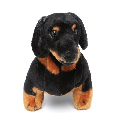 Melissa and Doug Dachshund Plush Stuffed Animal