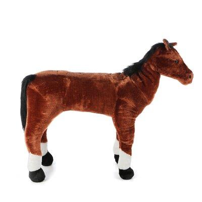 Melissa and Doug Horse Plush Stuffed Animal