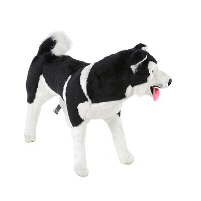 Melissa and Doug Large Husky Plush Stuffed Animal