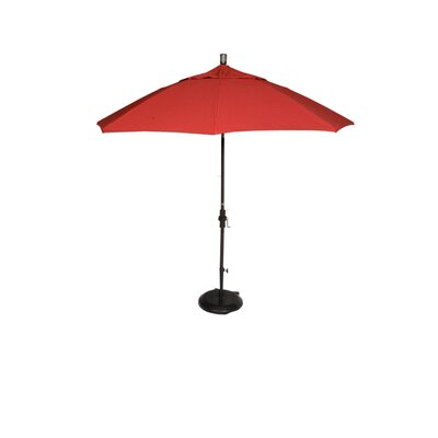 Phat Tommy 9' Aluminum Umbrella with Sunbrella Fabric