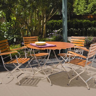 Phat Tommy Galleria 5 Piece Dining Set