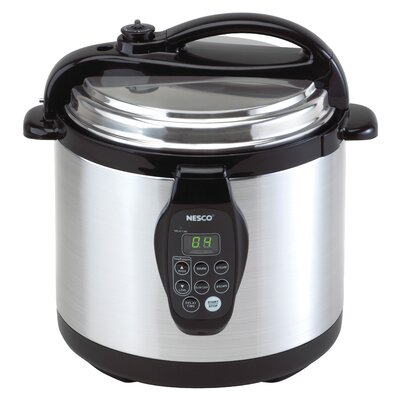 Nesco Digital Electric 6-qt. Pressure Cooker