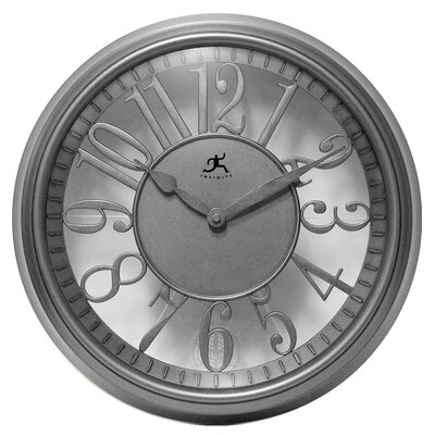 Infinity Instruments The Engineer Wall Clock