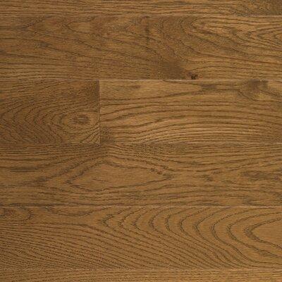 """Somerset Floors Character 5"""" Engineered White Oak Flooring in Gunstock"""