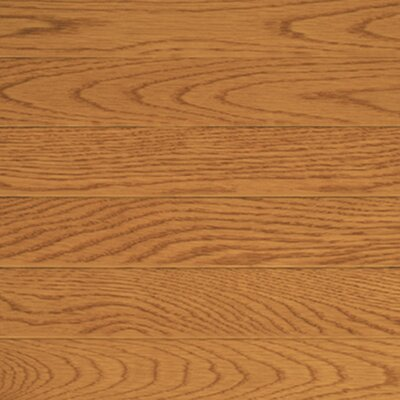 "Somerset Floors Value 5"" Engineered White Oak Flooring in Butterscotch"