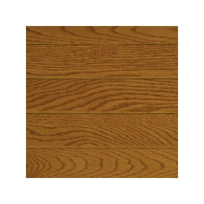 "Somerset Floors Value Strip 2-1/4"" Solid White Oak Flooring in Butterscotch"