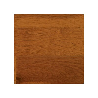 "Somerset Floors Specialty Plank 3-1/4"" Solid Hickory Flooring in Spice"