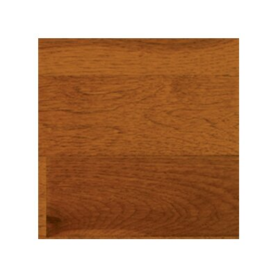 "Somerset Floors Specialty Plank 4"" Solid Hickory Flooring in Spice"