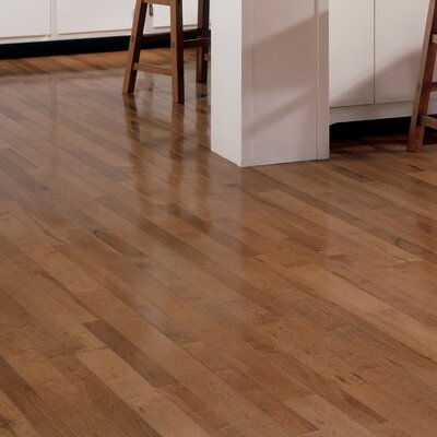 "Somerset Floors Specialty 3-1/4"" Engineered Maple Flooring in Maple Tumbleweed"