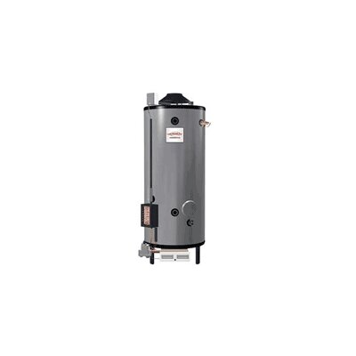 Rheem Professional Universal Gas 100 Gallon Commercial Water Heater - Liquid Propane