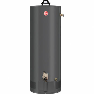 Gas Water Heater Rheem 50 Gallon Gas Water Heater