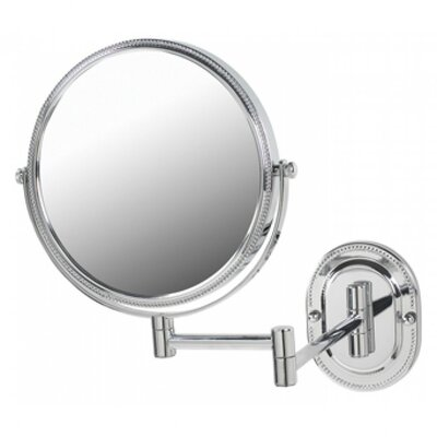 Dual Sided 7x Wall Mount Mirror