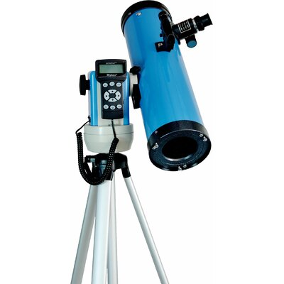 iOptron SmartStar N114 Computerized Telescope with GPS in Astro Blue