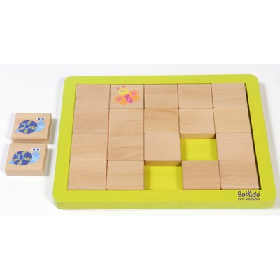 Boikido Wooden Memory Game