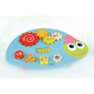 Boikido Wooden Tina Activity Board