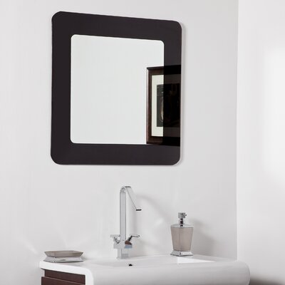Decor Wonderland Ella Modern Bathroom Mirror