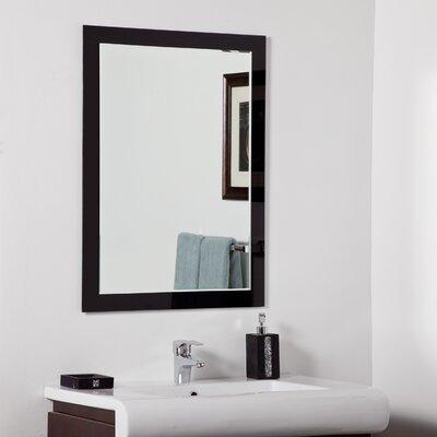 Decor Wonderland Aris Modern Bathroom Mirror