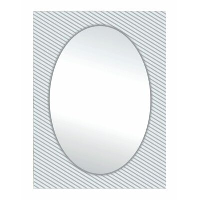 Decor Wonderland Allegro Modern Bathroom Mirror