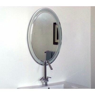 Alden Modern Bathroom Mirror