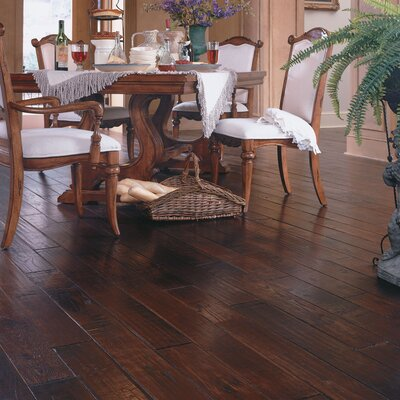 "Virginia Vintage 5"" Solids Red Oak Flooring in Stout"
