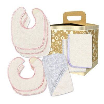 Bumkins Organic Gift Set for Girls