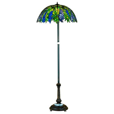 Meyda Tiffany Tiffany Honey Locust Floor Lamp