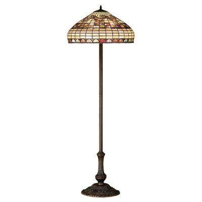Meyda Tiffany Tiffany Edwardian Floor Lamp