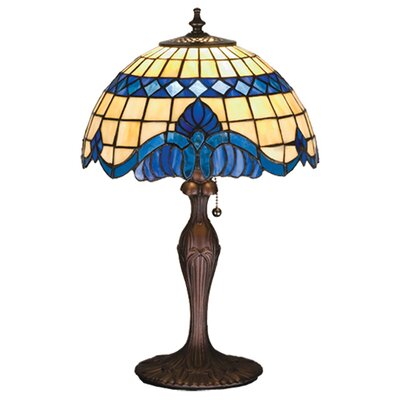Meyda Tiffany Victorian Nouveau Baroque Table lamp