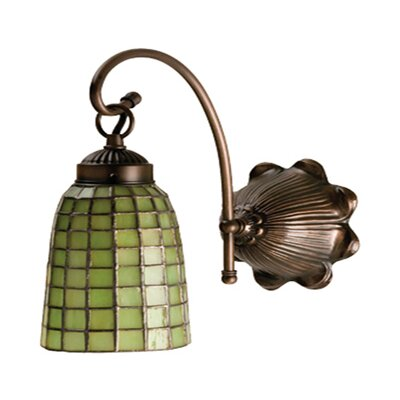Meyda Tiffany Terra Verde 1 Light Wall Sconce