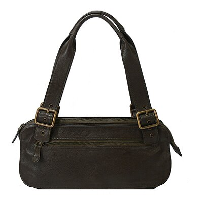 Latico Leathers Cris Cris Top Zip Satchel