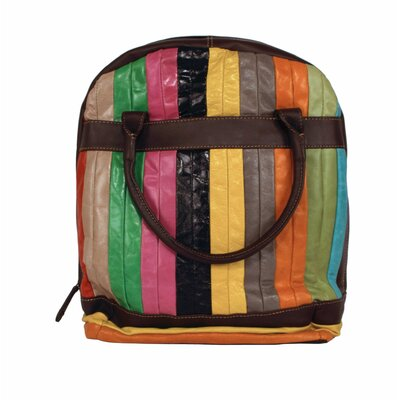 Rainbow Frederique Backpack