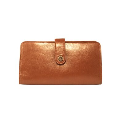 Latico Leathers Mimi in Memphis Patricia Clutch / Wallet