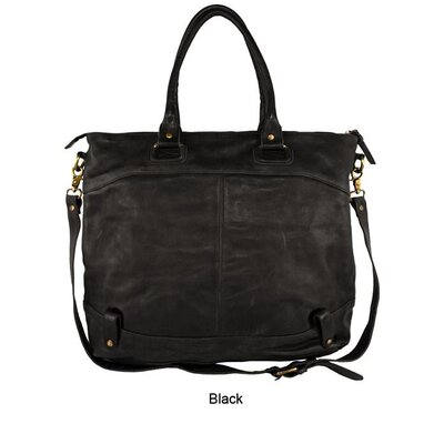 Latico Leathers Washed Pilar Tote