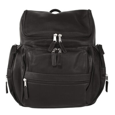 Latico Leathers Heritage Explorer Laptop Backpack