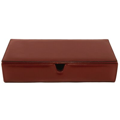 Latico Leathers Heritage Large Desk Box