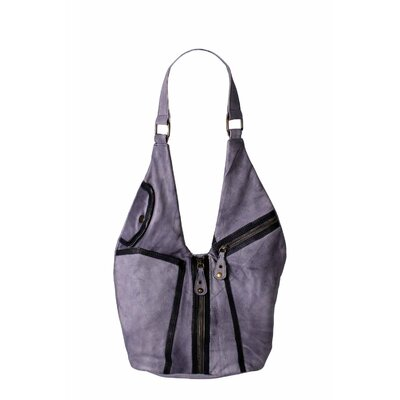 Brushstroke Medium Kami Hobo Bag