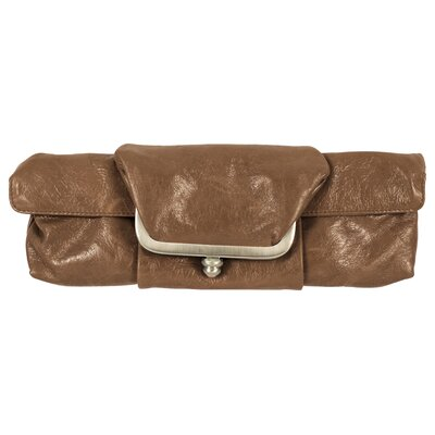 Latico Leathers Mimi in Memphis Barbi Framed Clutch