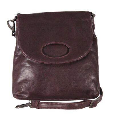 Latico Leathers Alex Cross-Body Shoulder Bag