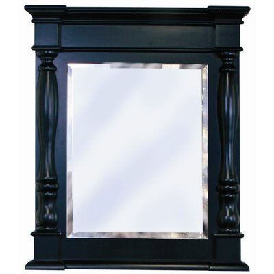 "JSG Oceana Chess 27.4"" x 32"" Vanity Mirror"