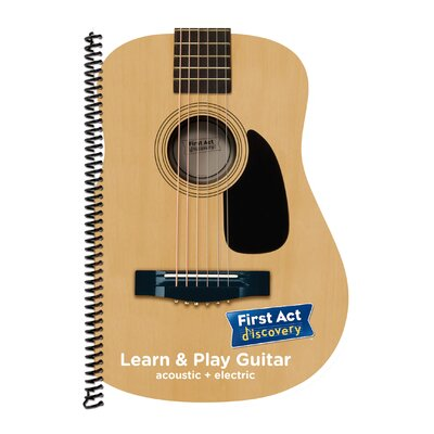 First Act Learn & Play Guitar Book