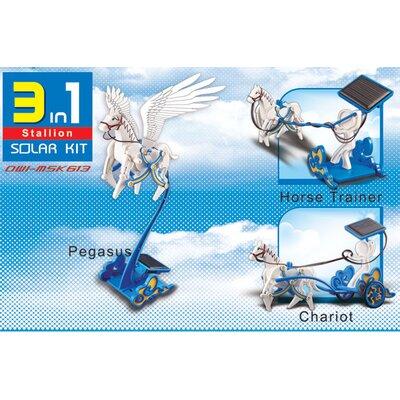 OWI Robots 3 in 1 Solar Satllion