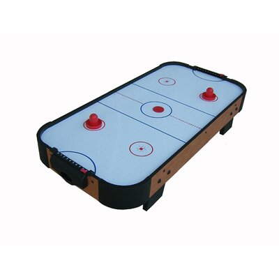Air hockey table top view 40 quot table top air hockey