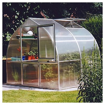 Hoklartherm Riga IIs Polycarbonate Greenhouse